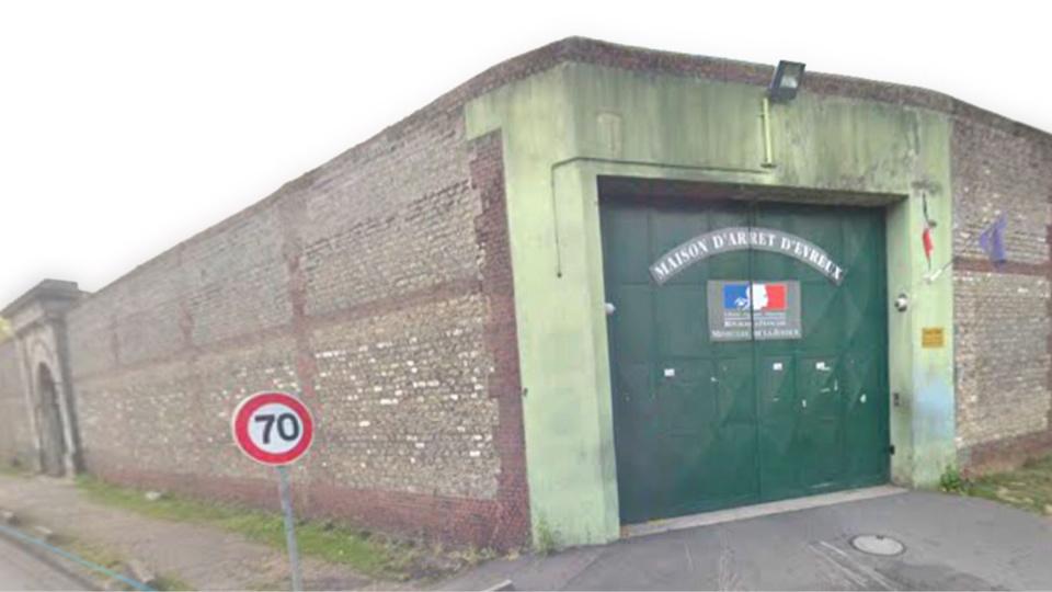 Maison d'arrêt d'Évreux - Illustration