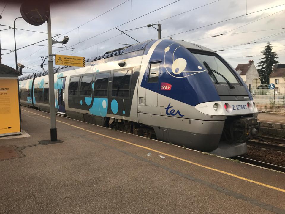 Six TER ont été supprimés ce matin et des retards de 2 heures environ sont annoncés pour les autres trains - illustration @ Infonormandie