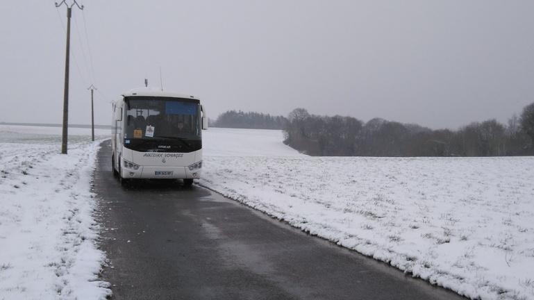 Toujours pas de transports scolaires demain jeudi dans plusieurs communes de l'Eure
