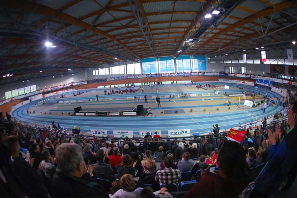Le meeting se déroulera dans le magnifique stade de Val-de-Reuil