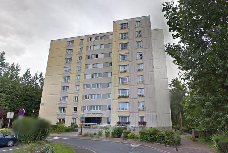 La victime est décédée après une chute du 8ème étage de cet immeuble - Illustration © Google Maps