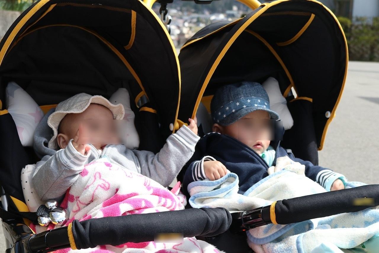 Les deux nourrissons n'ont pas été blessés, mais il s'en est fallu de peu - Illustration © Pixabay