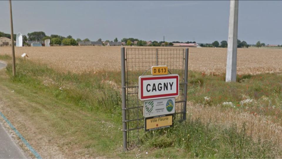 85 emplois sont directement concernés par l'éventuelle fermeture de la sucrerie de Cagny mais plusieurs centaines au niveau de la filière - illustration @ Google Maps