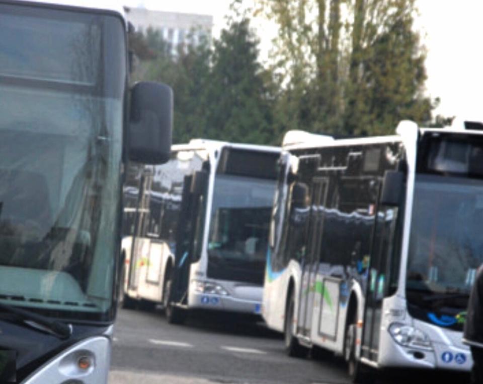 Aucun blessé n'a été déploré dans les bus visés - Illustration