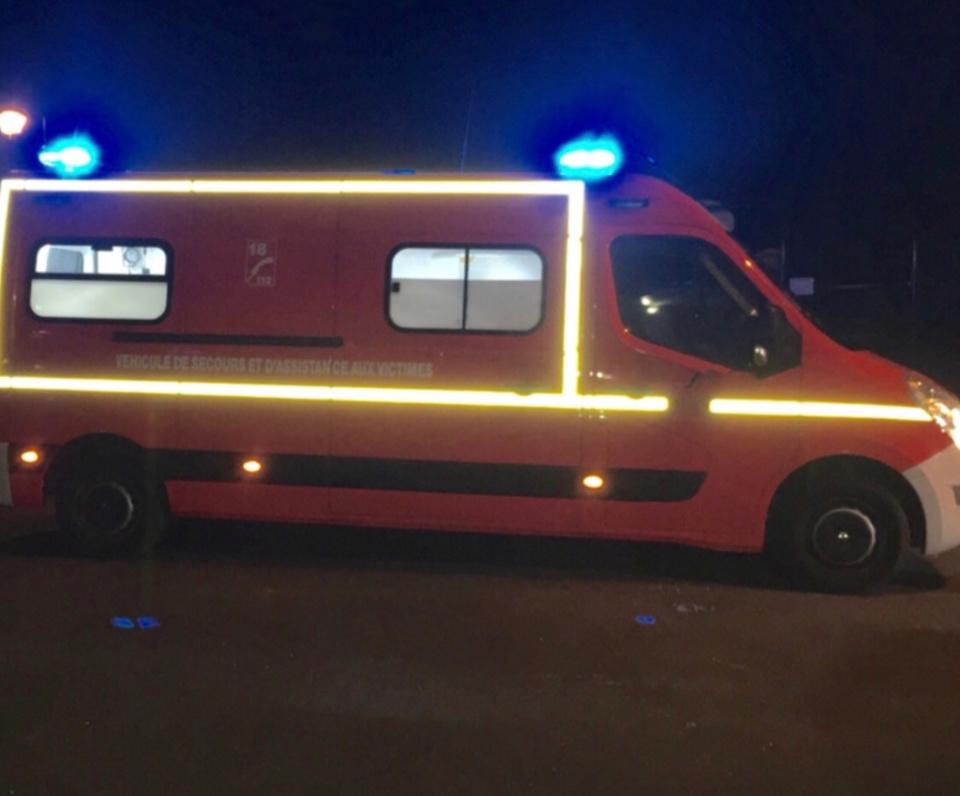 Le blessé a été transporté à l'hôpital de Cambolle à Évreux - Illustration @ Infonormandie
