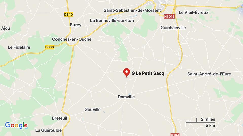 Une maison sinistrée par un incendie à Mesnil-sur-Iton : trois occupants relogés par la mairie