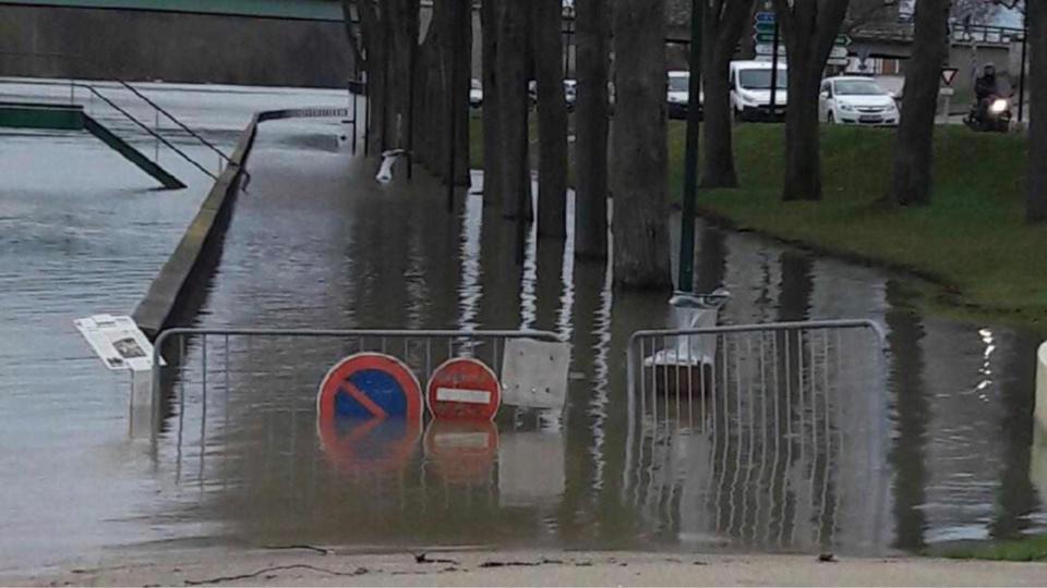 intempéries : deux communes de l'Eure reconnues en état de catastrophe naturelle