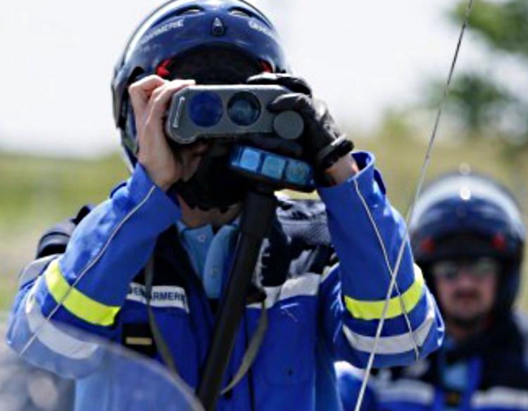 Les gendarmes de l'EDSR ont fait d'une pierre deux coups - illustration