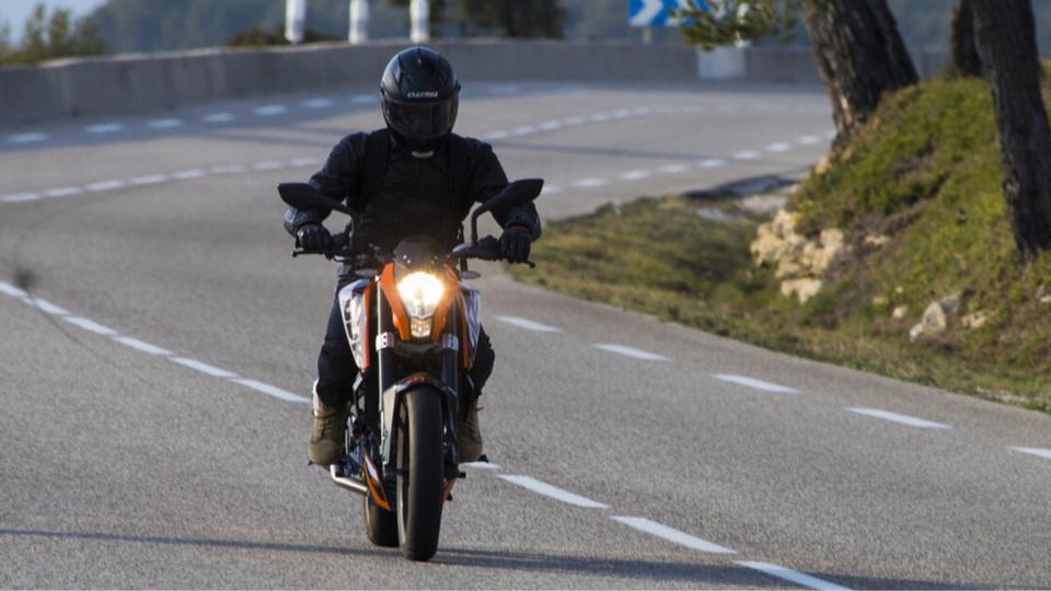 La moto a été placée en fourrière - illustration © Pixabay