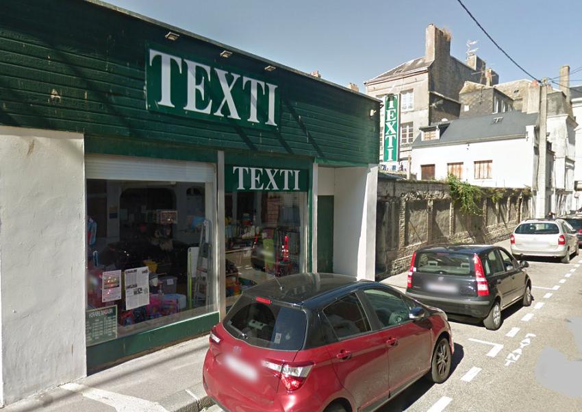 Le malfaiteur s'est fait remettre la caisse après avoir menacé la commerçante avec un couteau - Illustration @ Google Maps