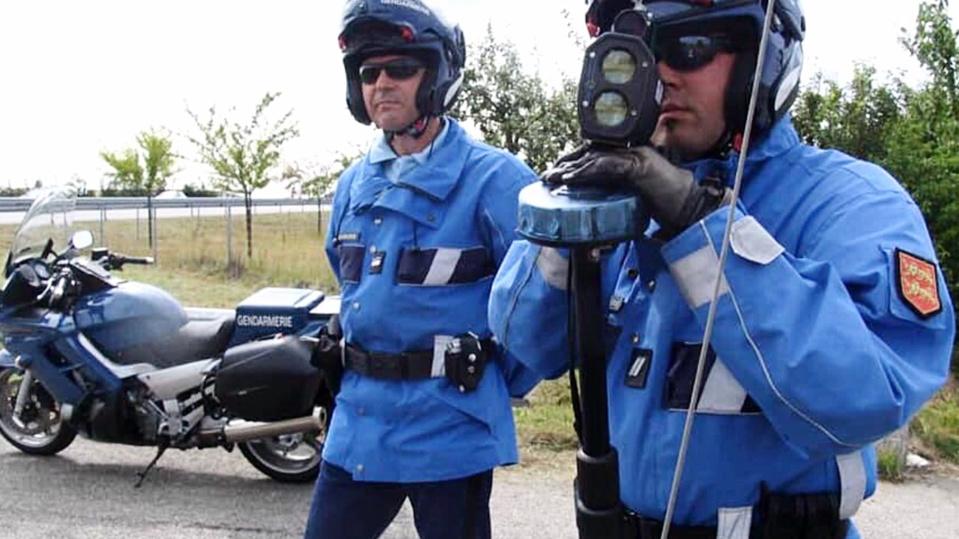 Les gendarmes sont omniprésents sur les routes et font la chasse aux conducteurs en infraction avec le code de la route  - Illustration @ gendarmerie/Facebook