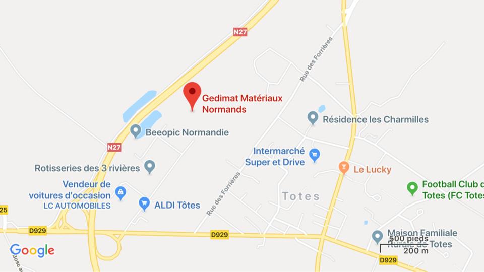 Cambriolage du magasin Gedimat à Tôtes : la gendarmerie lance un appel à témoin