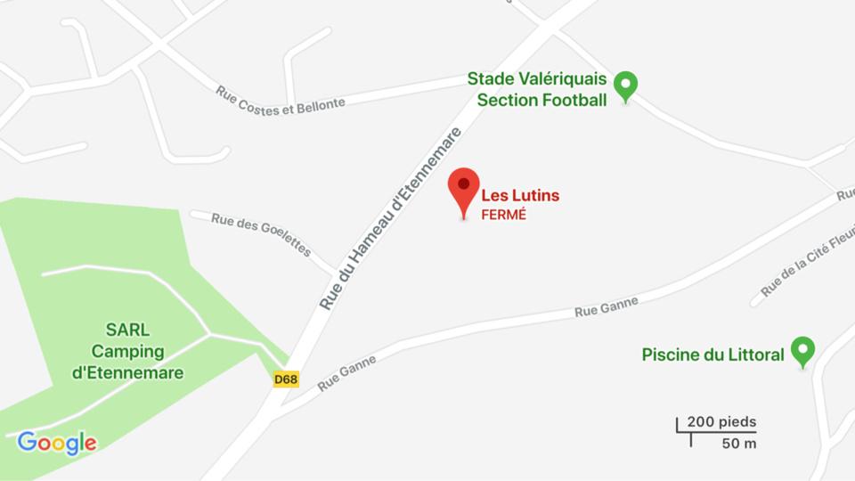 Odeur suspecte de solvant : la crèche Les Lutins évacuée à Saint-Valery-en-Caux