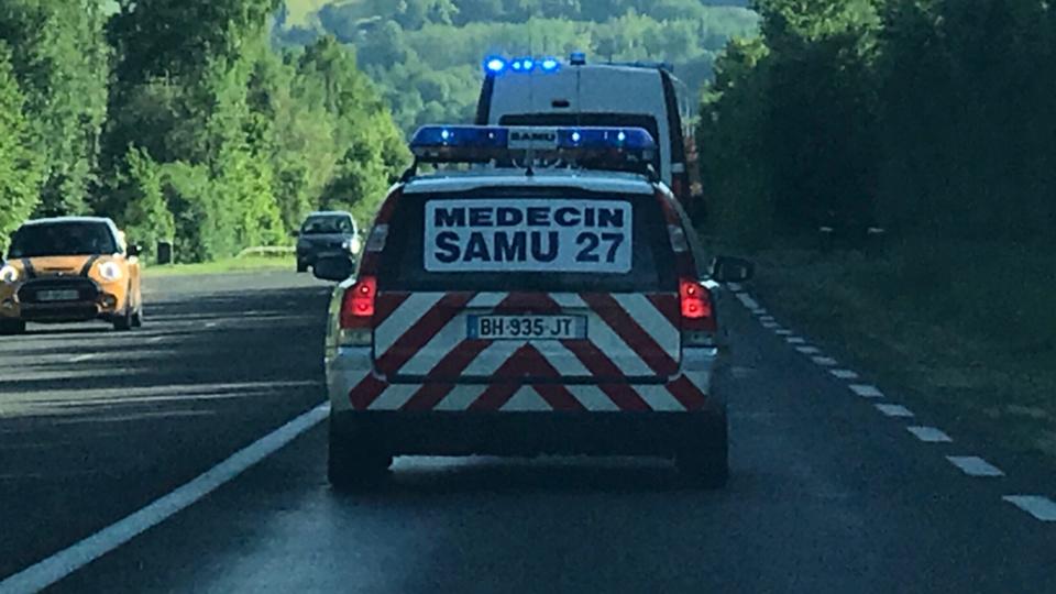 Le décès a été constaté par le médecin du Samu appelé sur les lieux - illustration @ Infonormandie