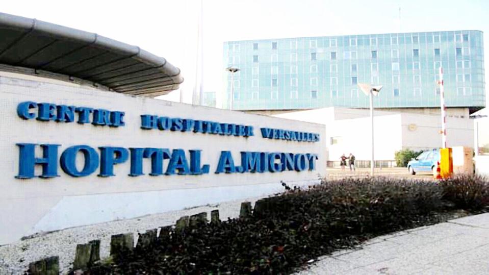 L'adolescent a été admis pour examen à l'hôpital André-Mignot - illustration