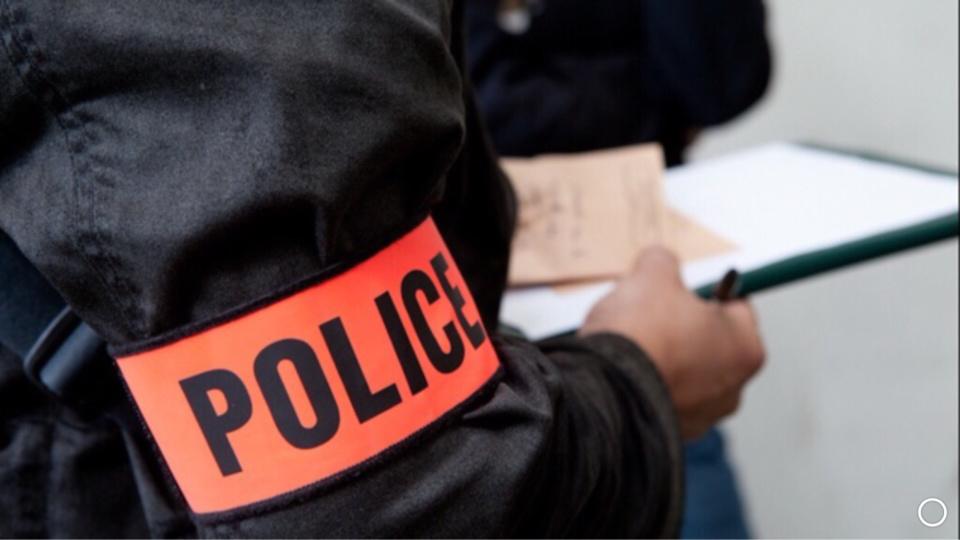 Les policiers du Havre ont procéder ce matin aux constatations en présence des victimes - Illustration
