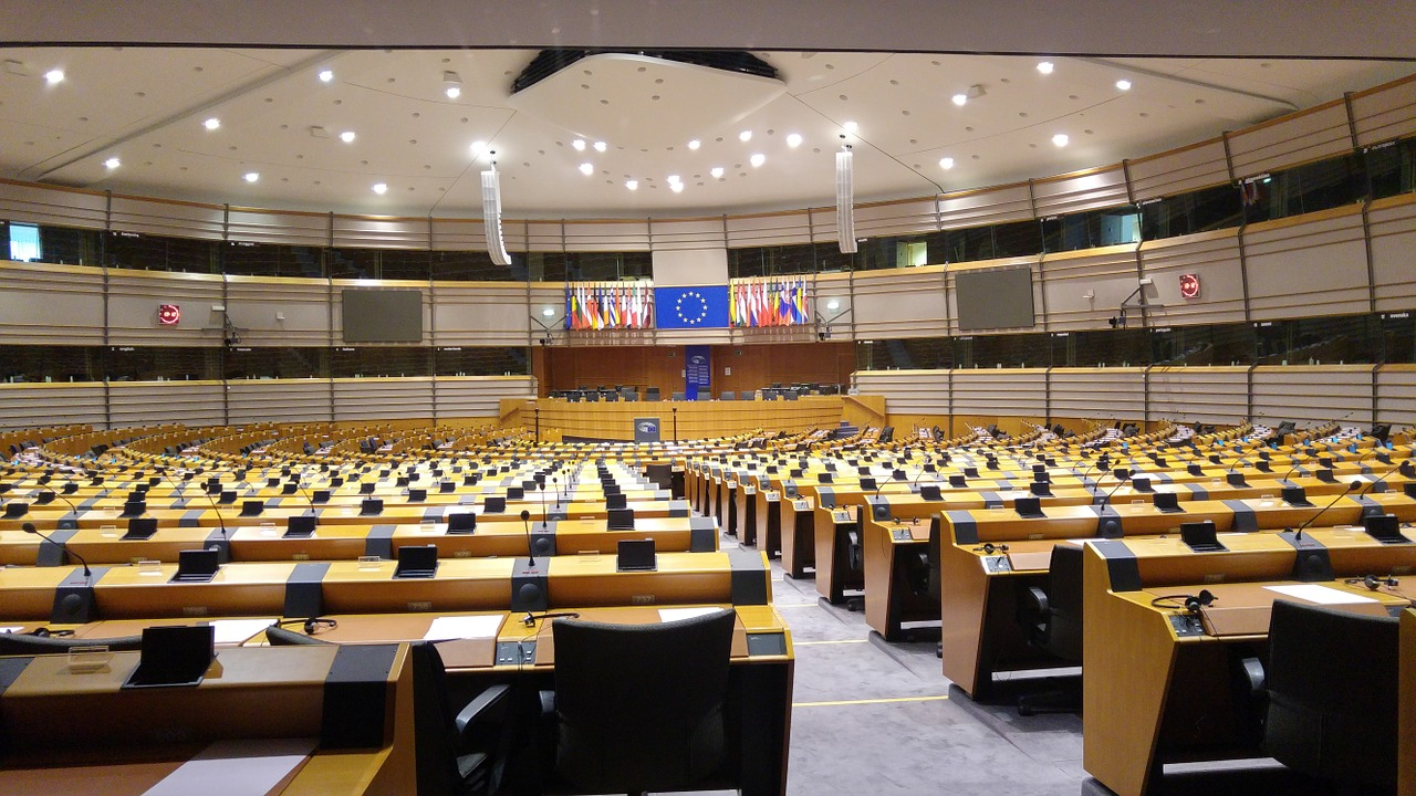 Le Parlement européen - Photo © Pixabay