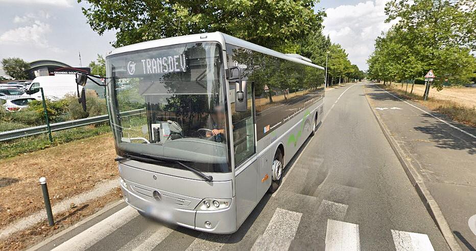 En soutien à leur collègue agressé, les chauffeurs de bus de la société Transdev ont décidé d'exercer leur droit de retrait - Illustration