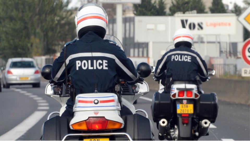 L'automobiliste en infraction a été intercepté par les motards de la formation motocycliste de l'Eure - Illustration