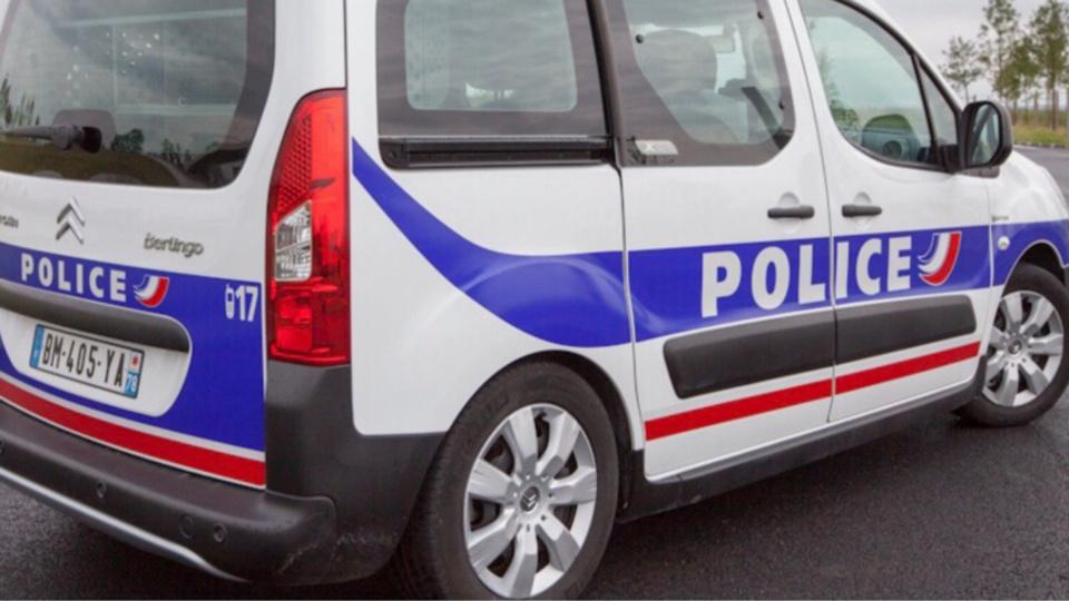 La jeune femme a été prise en charge par les policiers - illustration