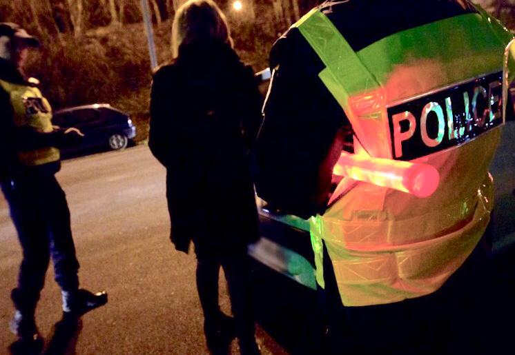 Lors des constatations les policiers ont remarqué que le conducteur présentait les caractéristiques de l'ivresse - Illustration