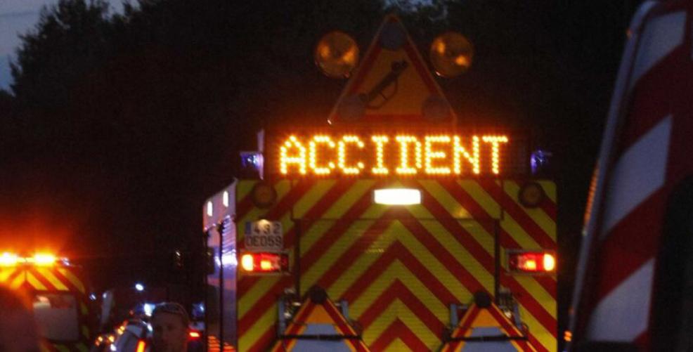 L'une des victimes est décédée sur place, l'autre a été transportée par les pompiers a l'hôpital de Dreux (28) - Illustration