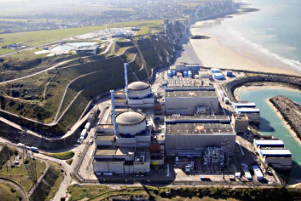 La centrale de Penly n'a pas produit d'électricité pendant une trentaine d'heures - Illustration © EDF