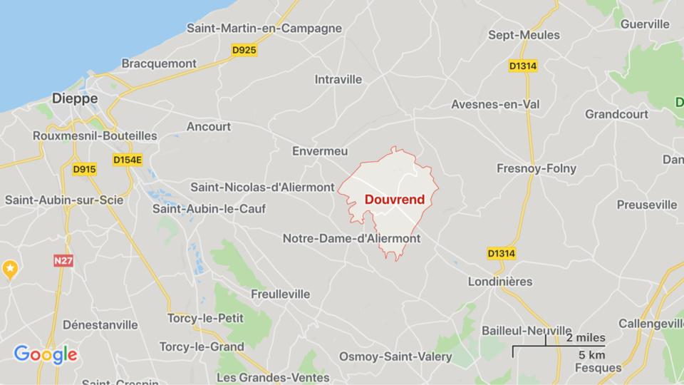 Un quadragénaire grièvement blessé en tombant du toit d'une entreprise en Seine-Maritime