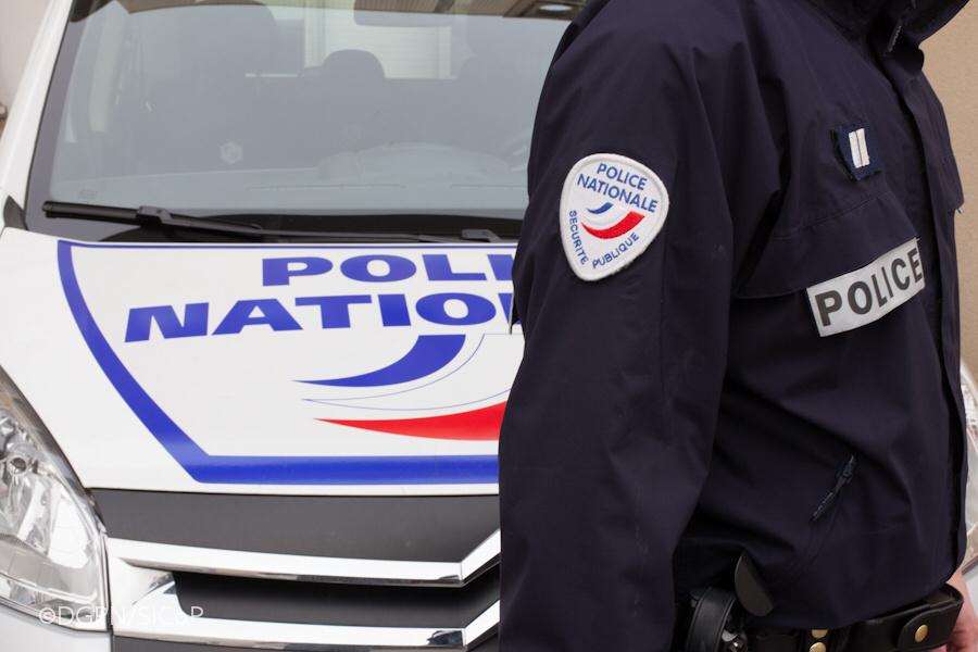 La police a notifié aux quatre clandestins une obligation de quitter le territoire français sous 30 jours  - Illustration © DGPN