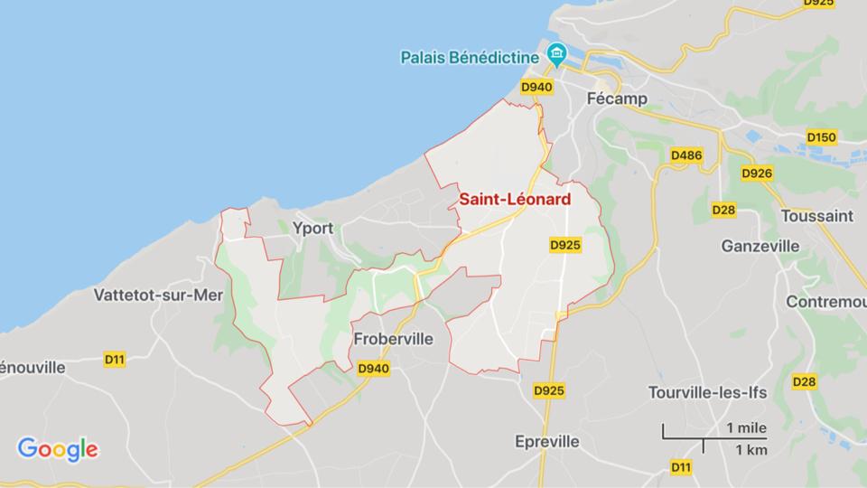 Seine-Maritime : éboulement de falaise à Saint-Léonard, la mairie prend un arrêté de péril