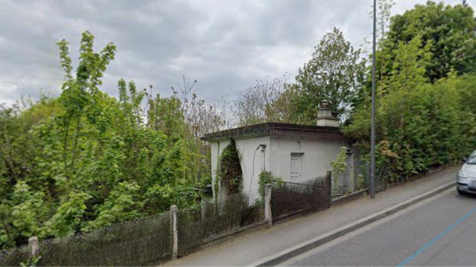 La maison, située côte Henri Monduit, était squattée depuis plusieurs mois - Illustration @ Google Maps