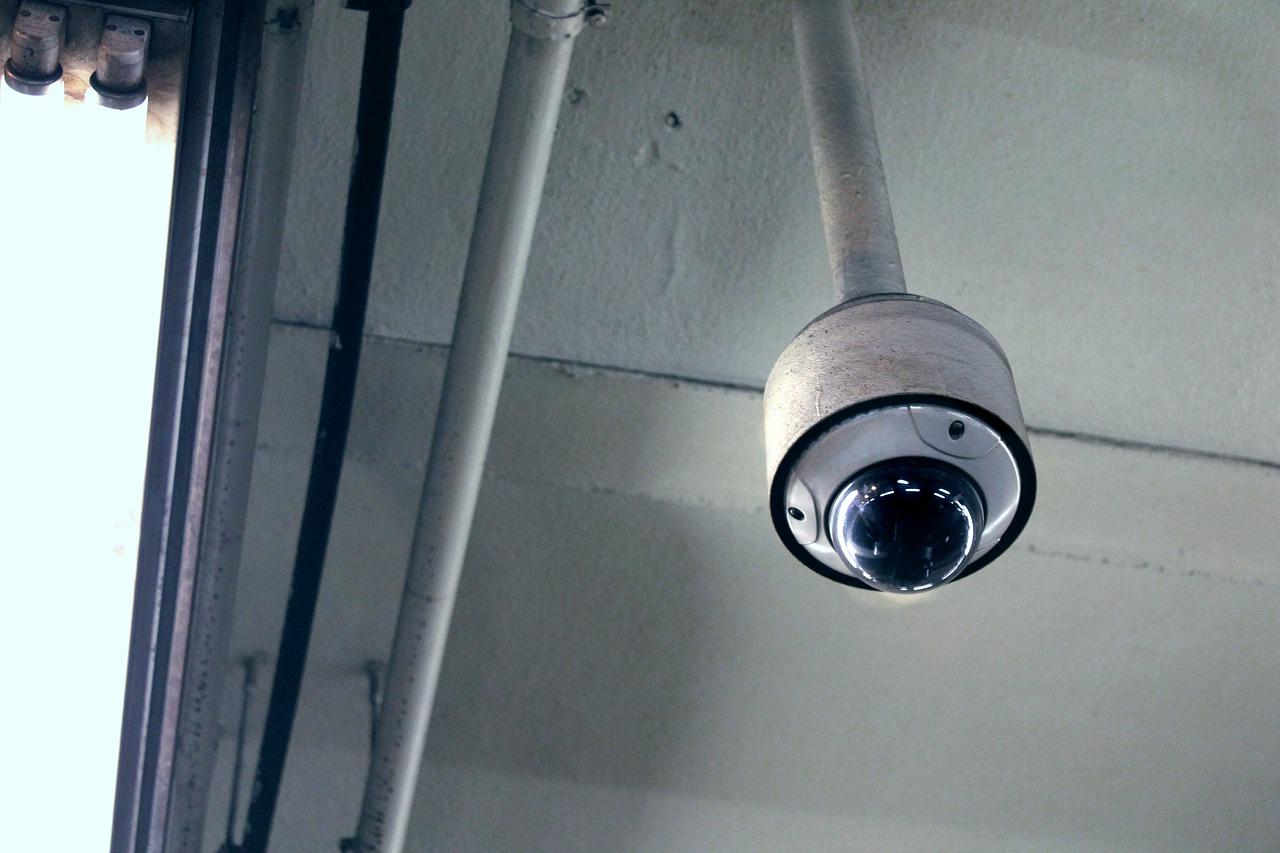 La vidéo surveillance du magasin a permis de confondre les incendiaires - Illustration © Pixabay