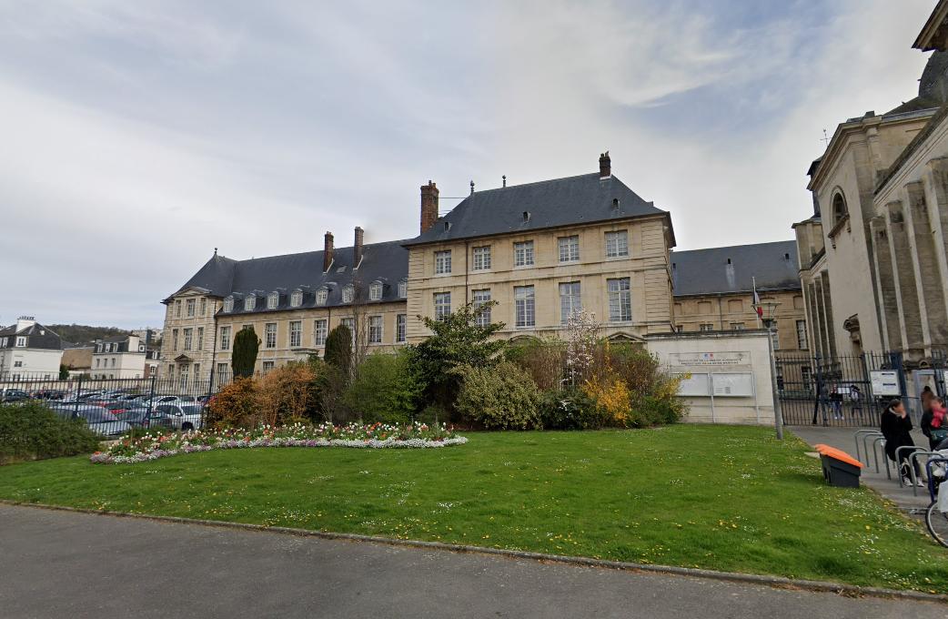 La préfecture de la région Normandie sera exceptionnellement ouverte au public lors des journées aurotpéennes du patrimoine - Illustration