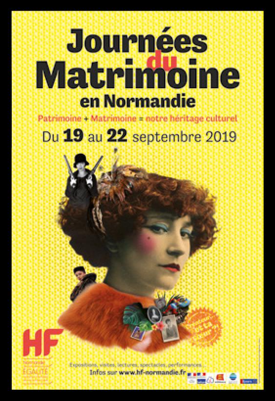 Journées du patrimoine : la préfecture de la région Normandie, à Rouen, ouverte au public