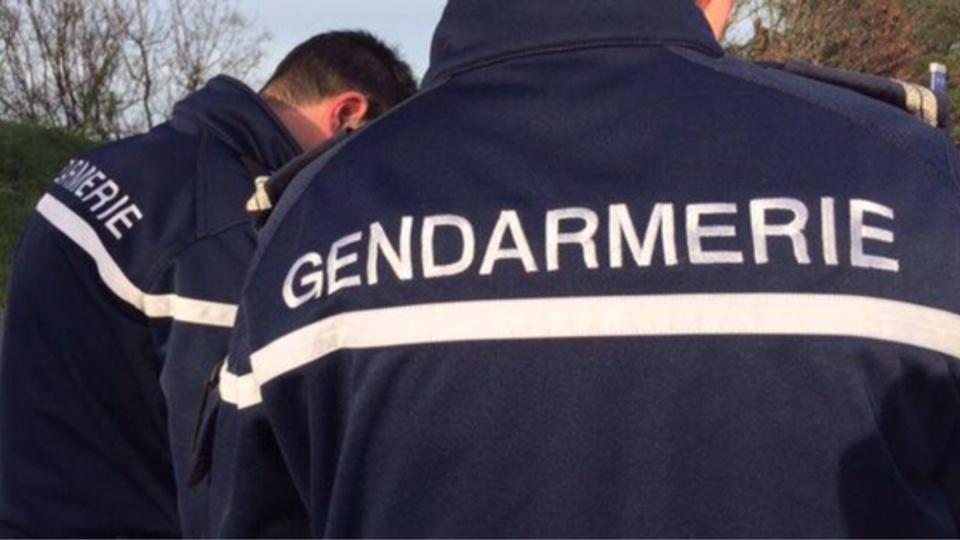 La gendarmerie procède depuis le début d'après-midi à des investigations de police technique et scientifique sur les lieux - illustration
