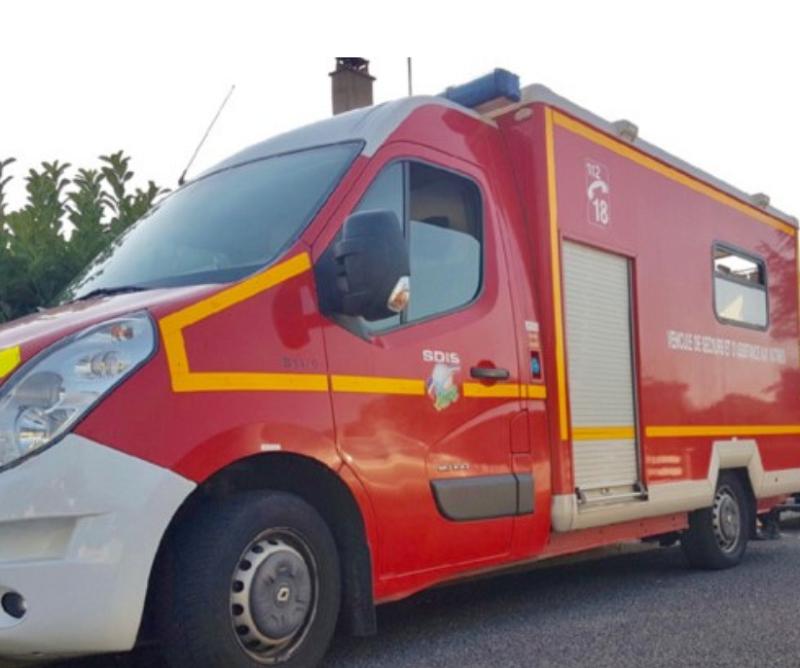 Les sapeurs-pompiers n'ont pu que constater le décès de la femme - Illustration © infoNormandie