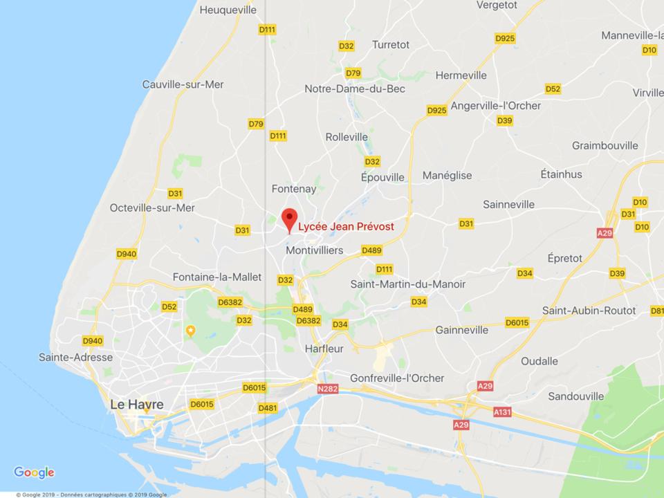 Montivilliers : suspicion d'intoxication alimentaire, quatre lycéens hospitalisés