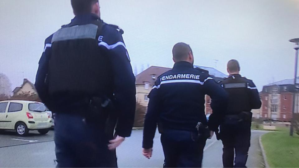 Les cinq suspects ont été interpellés mardi matin à Evreux, Bernay et Emanville - Illustration