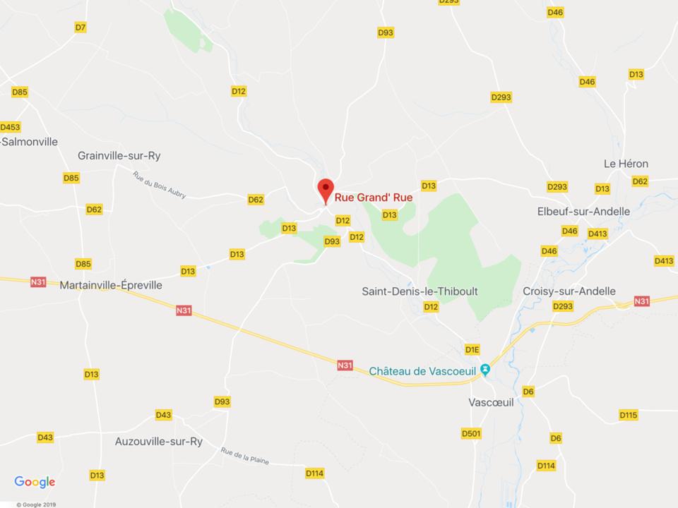 Seine-Maritime : une femme de 80 ans chute de 4 mètres et s'en sort avec un hématome