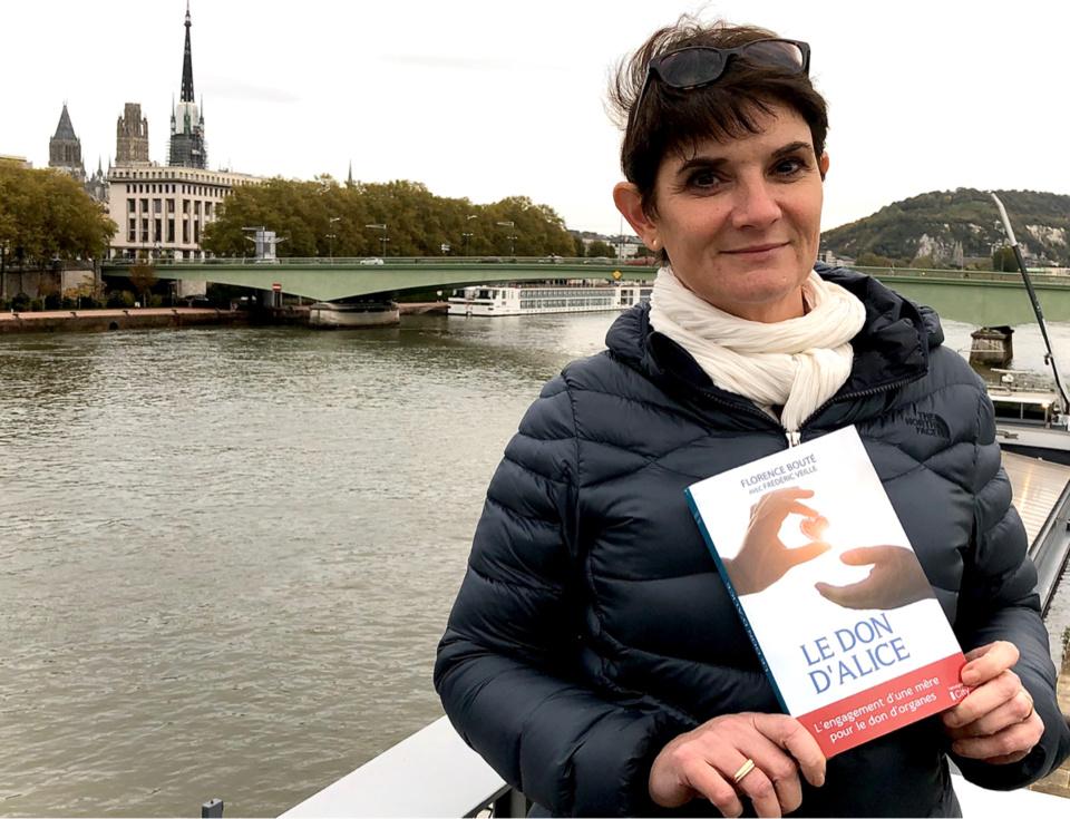 « Le don d'Alice » est aussi et surtout un formidable plaidoyer pour que cesse le tabou du don d'organe - crédit photo @ Laure Veille