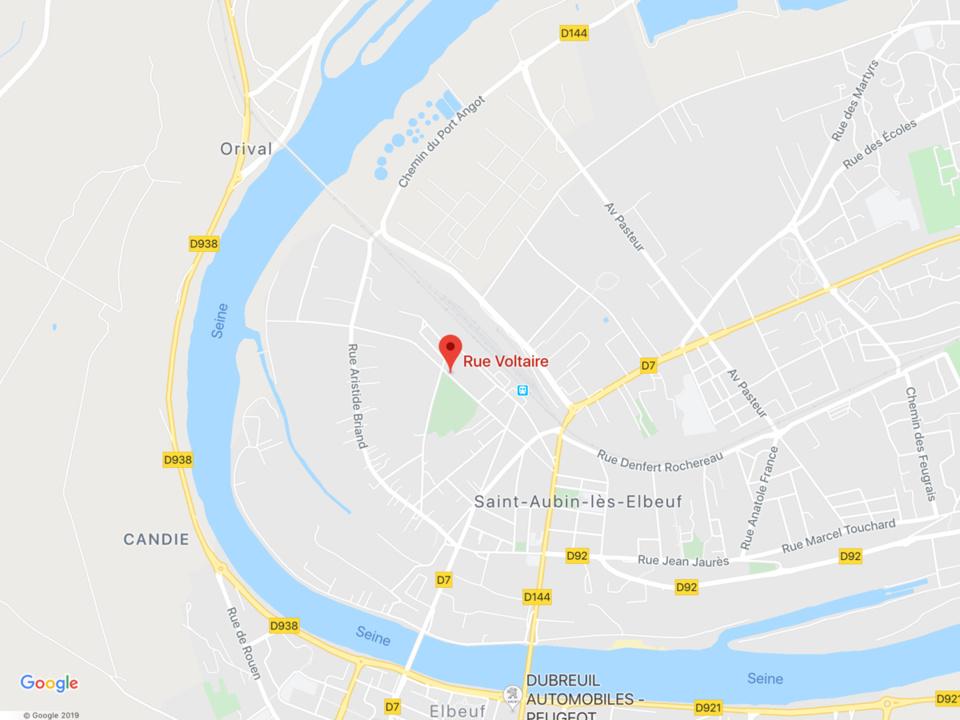 Seine-Maritime : 500 foyers privés de gaz à Saint-Aubin-les-Elbeuf à cause d'une fuite