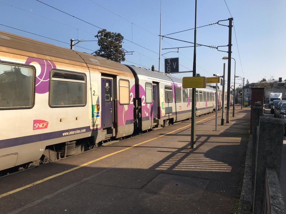 La SNCF promet un retour à la normale ce mardi matin - illustration @ Infonormandie