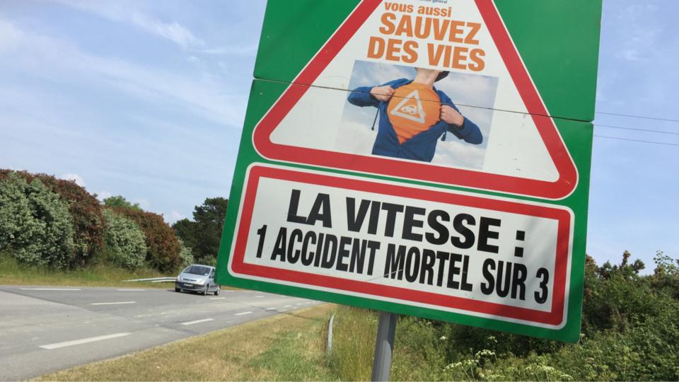 La vitese et l'alcool sont les principales causes d'accidents mortels -  photo © infoNormandie
