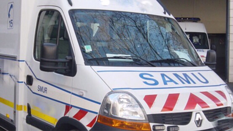 La jeune victime a reçu les premiers soins d'urgence sur place avant d'être évacué vers les urgences de l'hôpital du Havre - Illustration