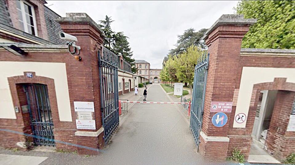 L'homme a été conduit pour des raisons médicales au centre hospitalier de Navarre - Illustration