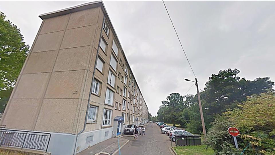 Le feu s'est déclaré dans un logement d'une pièce au 4eme étage de l'immeuble Aquitaine - illustration