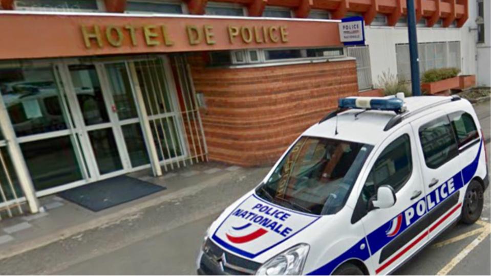 Les deux voleurs ont été placés en garde à vue à l'hôtel de police mardi soir. Ils sont ressortis avec une convocation en justice - Illustration