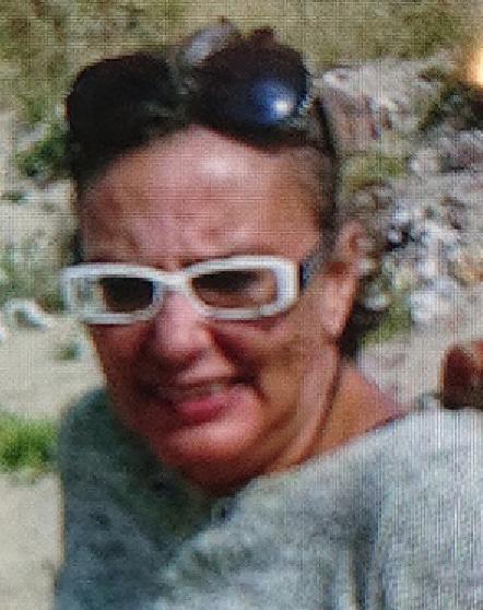 Agnès Peroli a disparue le 9 janvier à Versailles - Photo © Police nationale