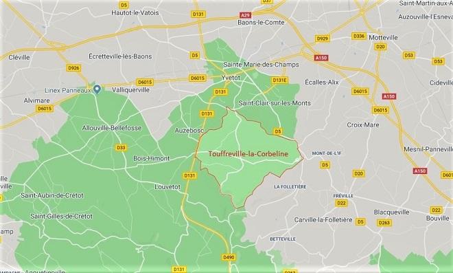 Seine-Maritime : un homme meurt après une chute de 7 mètres depuis un toit, près d'Yvetot