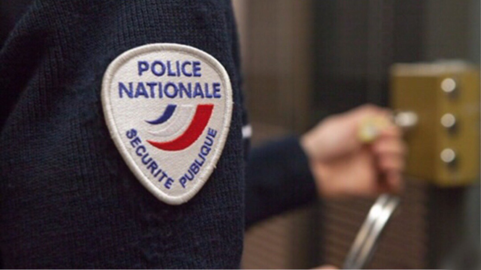Le jeune homme a été placé en dégrisement à l'hôtel de police - Illustration